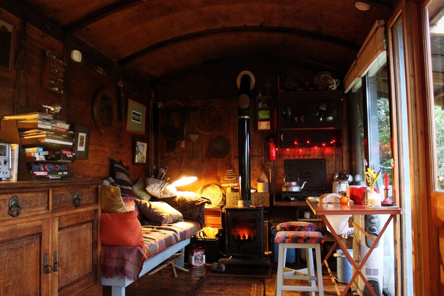 Small Space Living That Inspired Our Van Conversion
