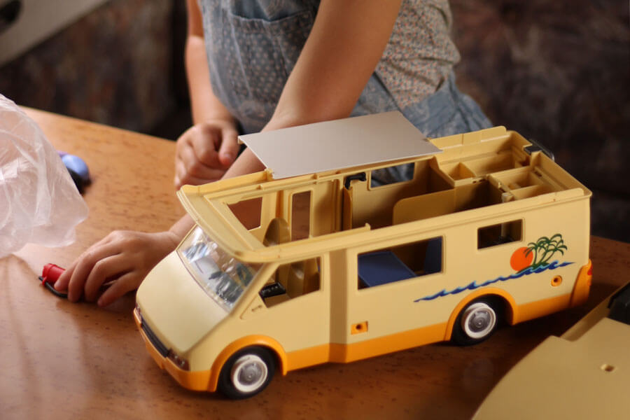 Our story - Playmobile motorhome