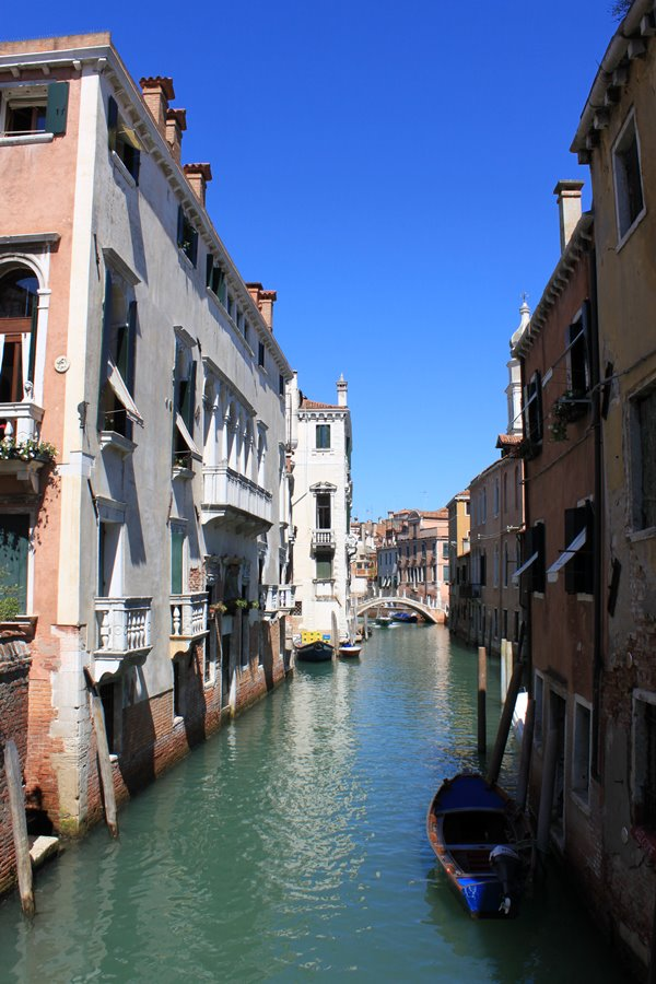 Exploring Venice With Kids