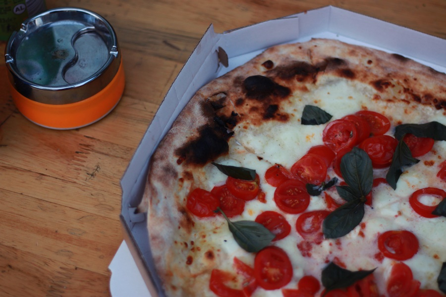 Pizza - Exploring Brisighella With Kids