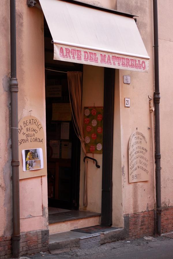 Handmade pasta shop - Exploring Brisighella With Kids