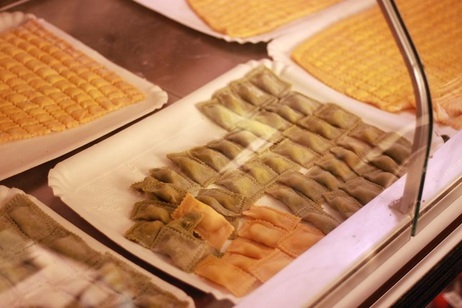 Handmade pasta - Exploring Brisighella With Kids