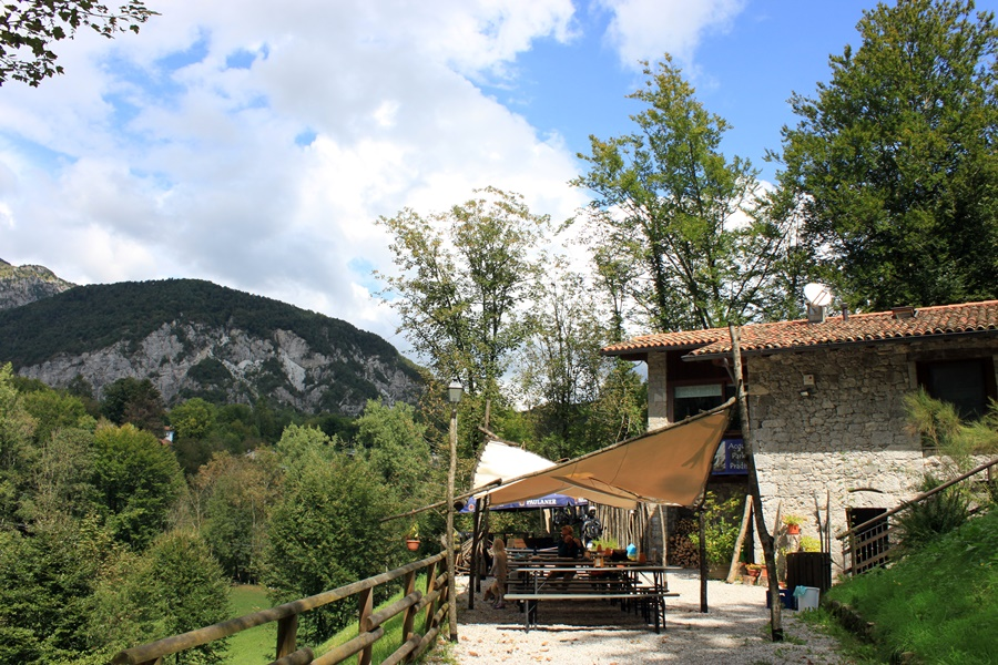 il Furletto ristorante - Magical Mountain Camping In Northeastern Italy