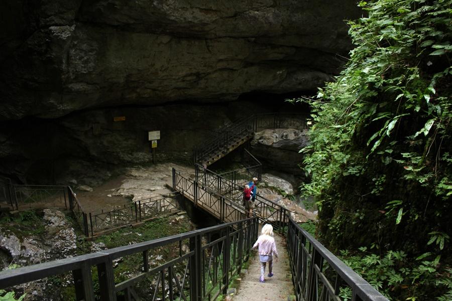 Grotte di Pradis - Magical Mountain Camping In Northeastern Italy