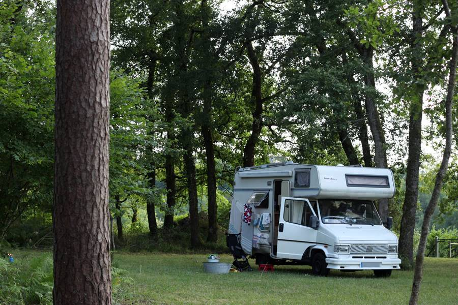 France In A Campervan - Dordogne