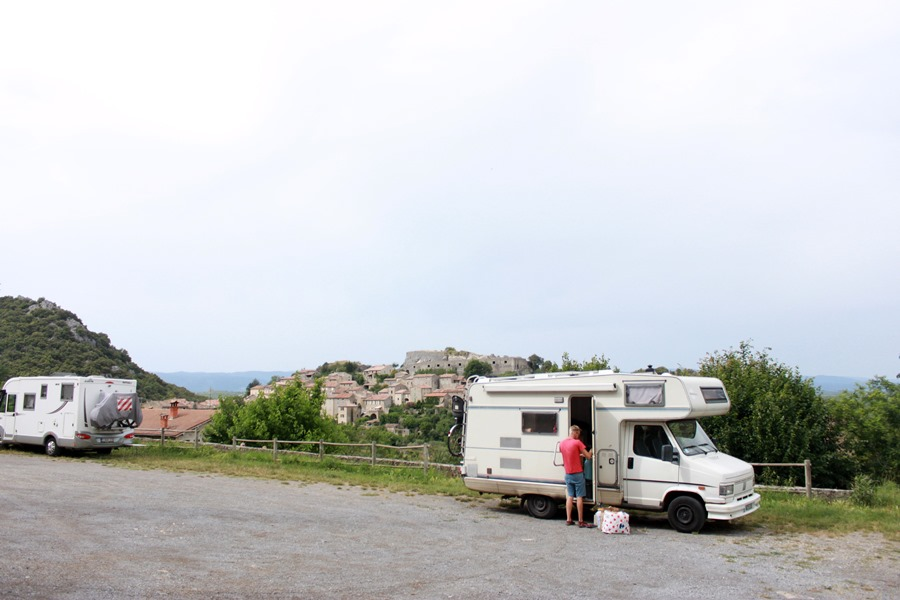 Banne - France In A Campervan