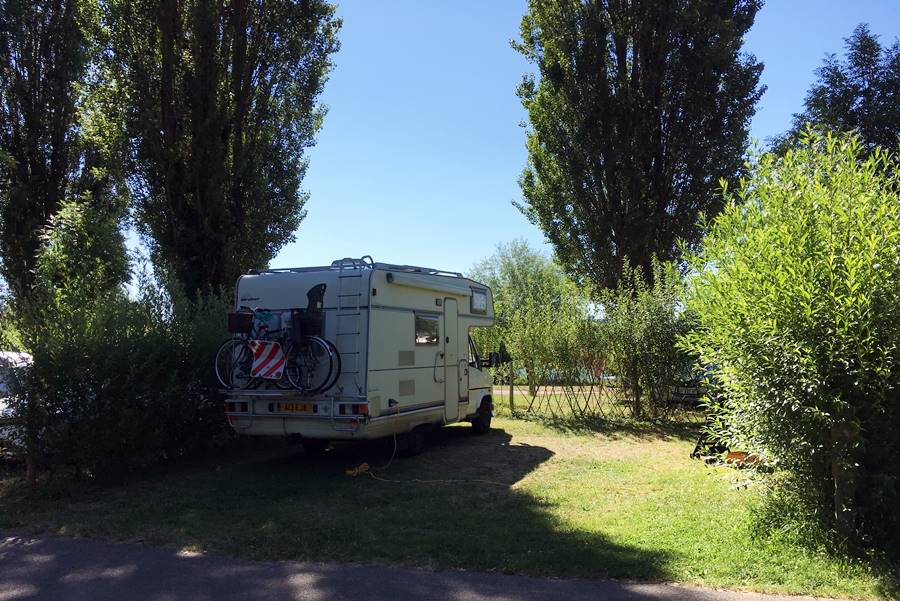 Camping Maisons-Laffitte - France In A Campervan