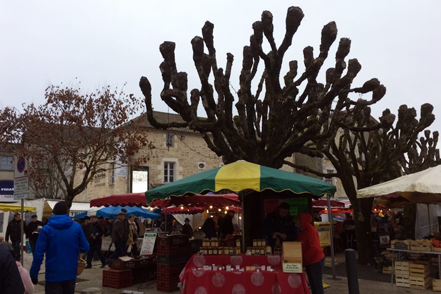 Favourite French markets - Thiviers market