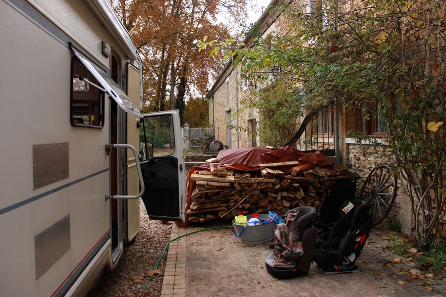 Renting A Gite In France Over Winter