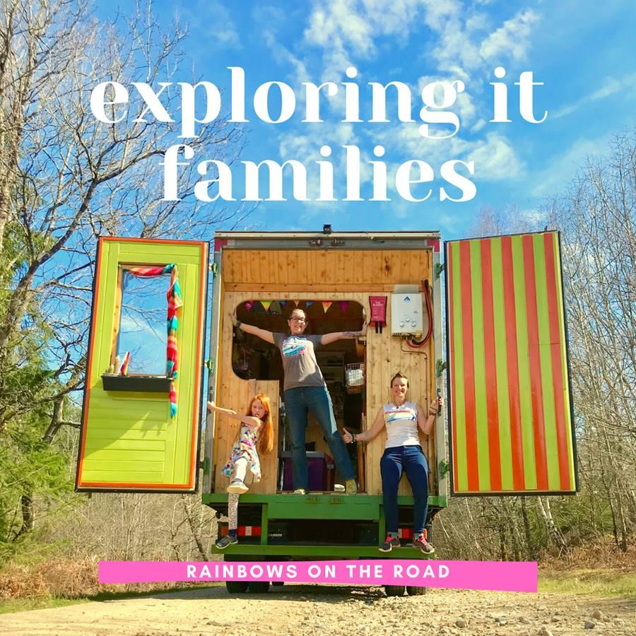 Exploring It Families Podcast - Fulltime Van Family Exploring Europe