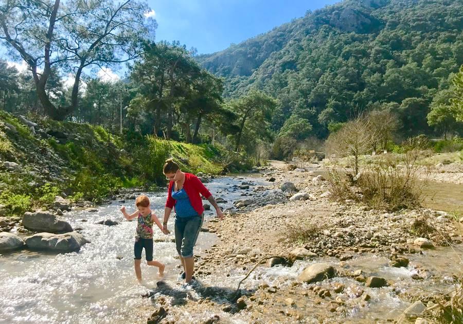 Unschooling in Turkey - Fulltime Van Family Exploring Europe