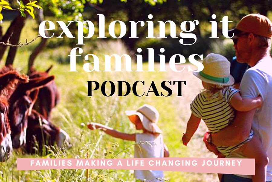 Exploring It Families Podcast