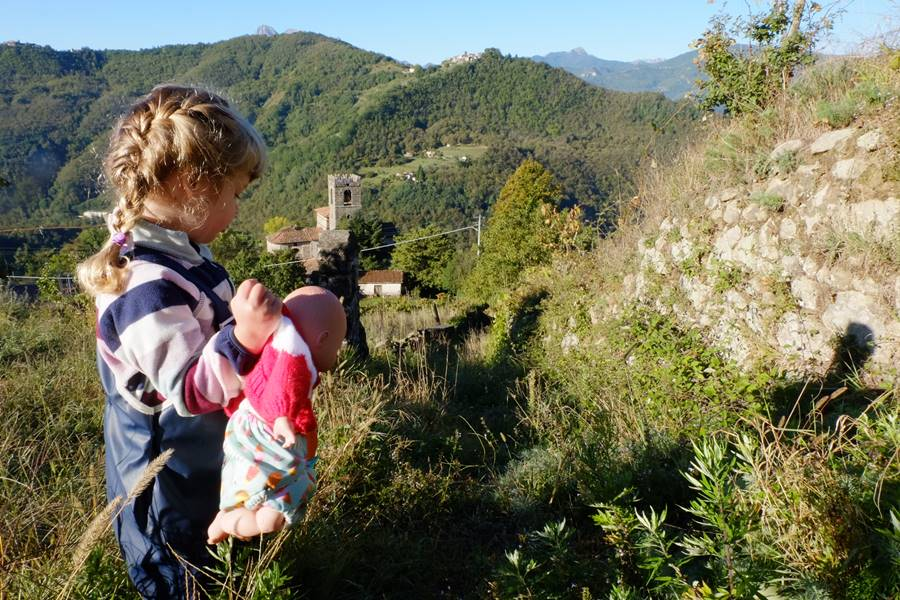 Exploring Northern Tuscany - New Life In Italy After Family Van Life Adventure